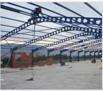 Kümes inşaat yapıları
