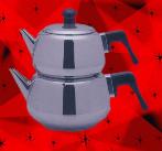 Çaydanlık Mega Sade