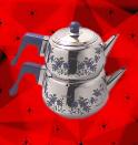 Çaydanlık Meda dekorlu