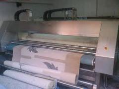 Halı yıkama makinası(tam otomatik)