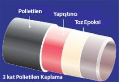 Polietilen kaplama