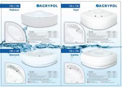 Acrylic Bathtubes