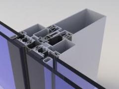 Alüminyum yalıtım baskı profilleri
