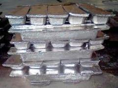 Alaşımlı alüminyum külçe ETİAL-110