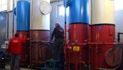 Bitumen boilers