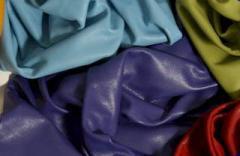 Ceketler için deri kumaşlar