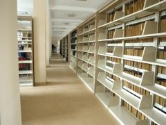 Kütüphane Rafı