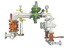 Doğalgaz basınç düşürme ve ölçüm istasyonları