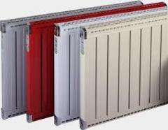 Alüminyum panel radyatörler