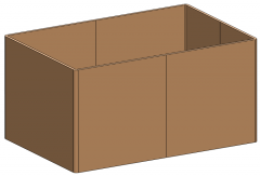 Karton çerçeve