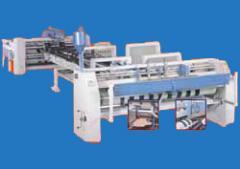 Otomatik katlama, yapıştırma makinası