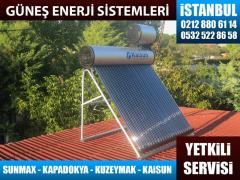 Güneş enerji sistemleri kadıköy,bakırköy,silivri
