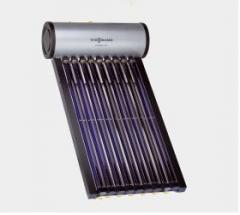 Boyler entegre vakum borulu güneş enerjisi sistemi