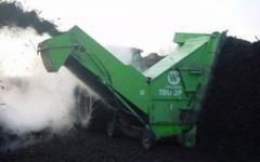 Kompost makinesi