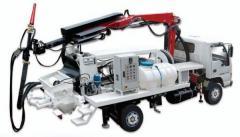 Petrol gaz üretim makinası