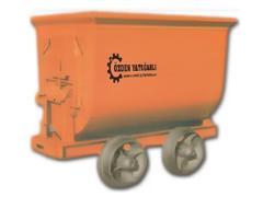 Maden iş makinası