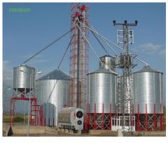 Buğday Siloları