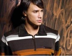 Polo&Golf s-shirtlik kumaş