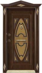 Lüks seri çelik kapılar