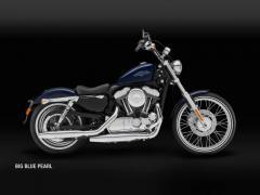 Motorsiklet-Harley-Davidson sportster