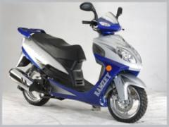 Motorsiklet-Ramzey Kalipso 125