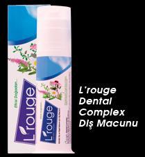 Diş Macunu L'Rouge