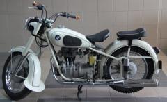 Motorsiklet BMW R25/3 beyaz