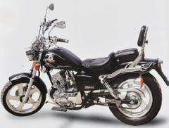 Motorsiklet Regal Raptor DD 125 E