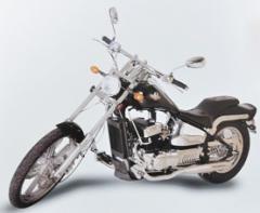Motorsiklet DD 250 E-10 Spyder