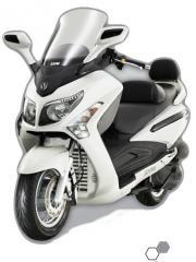 İki kişlik scooter