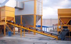 Madencilik sektörü için konveyör hatları