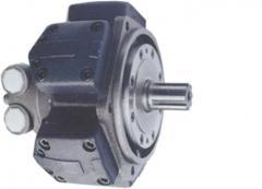Radial pistonlu hidrolik motor