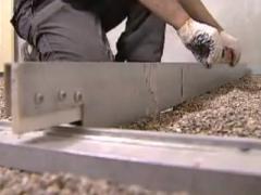Çimentolu kuru saplar