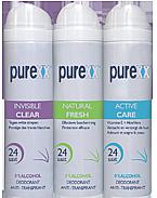 Purexx Natural Fresh antiperspirant