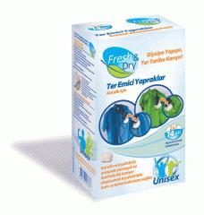 Fresh&Dry ter emici yapraklar