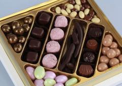 Delon karışık spesiyal çikolata