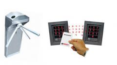 Otopark Kartlı Geçi ve Metal Dedektör Sistemleri