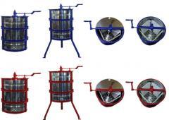Bal süzme makinası