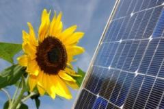 Güneş paneli malları
