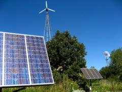 Fotovoltaik-rüzgâr hibrid sistemi