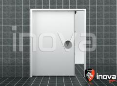 Thermo-insulating doors