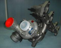 Gaz turbo oluşturucusu