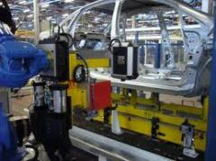 Otomotiv endüstrisi Busch vakum teknolojisi