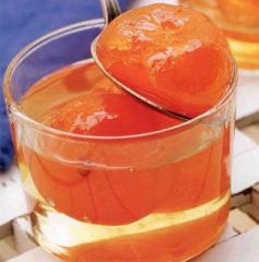 Organik mandalina reçeli