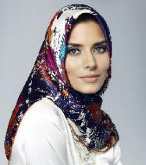 Foulards en soie de femme