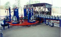 Tüp Dolum Makinaları