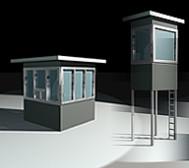 Güvenlik kabinleri