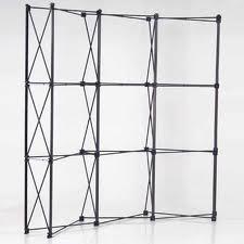 Örümcek Stand 1 Panel Oval (3x1)