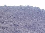 Elenmiş gübreli toprak