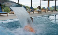 Havuz şelale fiskiyeleri